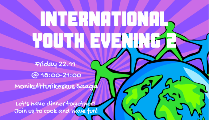 International youth evening 2